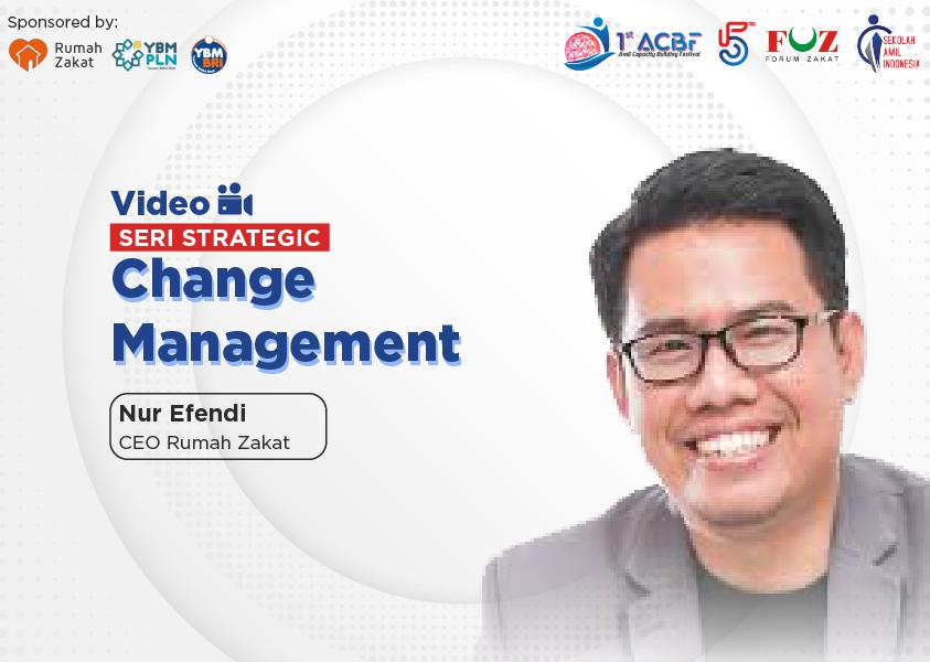 Webinar Seri Strategic: Change Management