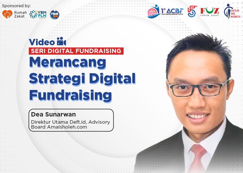 Webinar Seri Digital Fundraising: Merancang Strategi Digital Fundraising